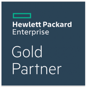 Hewlett Packard (HP) Enterprise Gold Partner