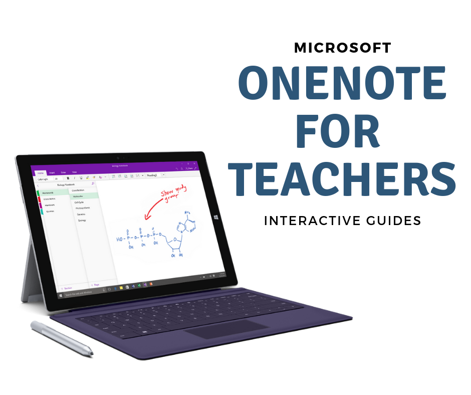 MS OneNote for Teachers